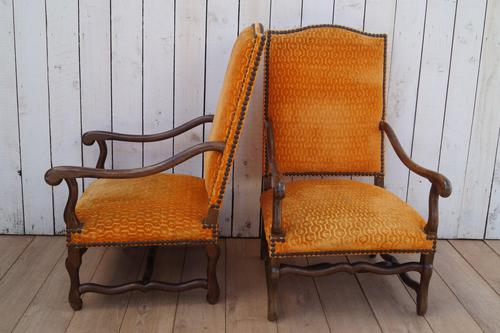 Os De Mouton Chairs (1 of 7)