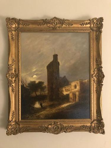 John Berney Crome Oil Painting (1 of 5)