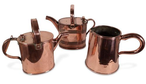 Copper Cans & Jug (1 of 4)
