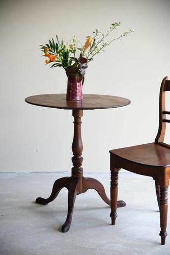 Victorian Oval Side Table (1 of 11)