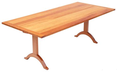 Large Shaker Style Refectory Dining Table (1 of 6)