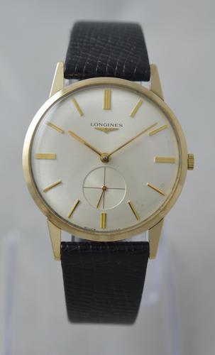 1965 9K Longines Manual Wristwatch (1 of 7)