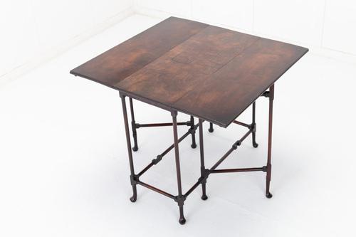 18th Century English Mahogany 'Spider' Leg Table (1 of 6)