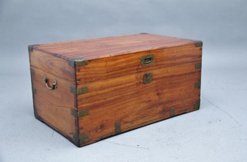 19th Century Camphor Wood Trunk (1 of 8)