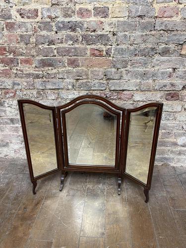 1920s Mahogany Dressing Table Mirror (1 of 4)