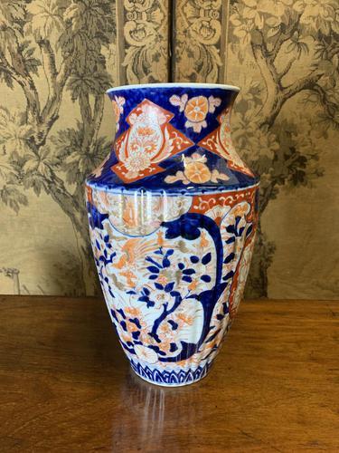 Fabulous 19th Century Imari Vase (1 of 7)