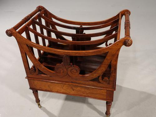 Most Elegant Regency Period Rosewood Canterbury (1 of 5)
