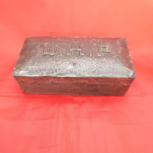 Pewter Stamp Box (1 of 4)