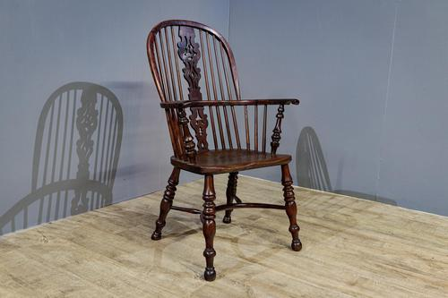 Highbacked Windsor Chair (1 of 7)
