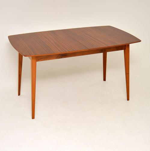 1950's Vintage Mahogany Dining Table by Peter Hayward for Vanson (1 of 11)