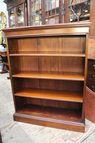 English Mahogany Bookcase (1 of 4)