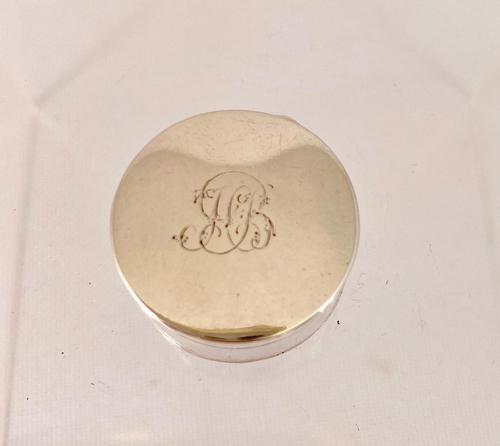 Georgian Sterling Silver Vinaigrette - London 1801 (1 of 9)