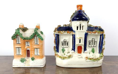Two 19th Century Staffordshire Houses (1 of 3)