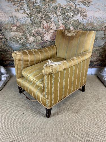 Late Victorian Armchair for Re-upholstery (1 of 6)