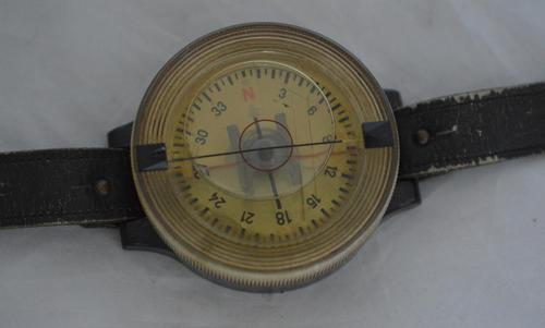 German Luftwaffe Wrist Compass (1 of 4)
