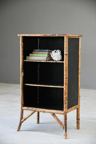 Victorian Bamboo Small Set Shelves (1 of 10)
