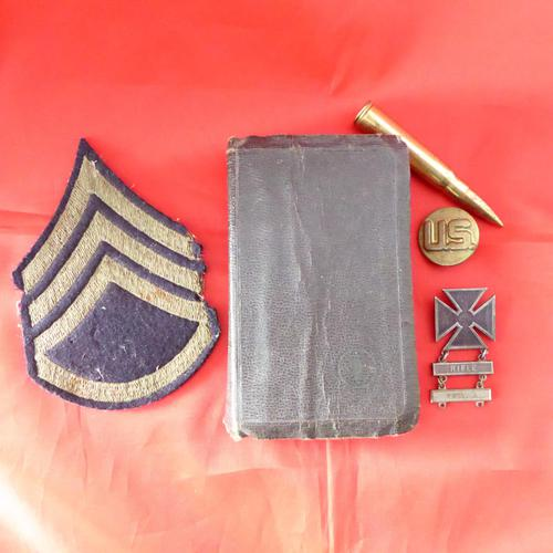 WW2 Collection of American Items (1 of 5)