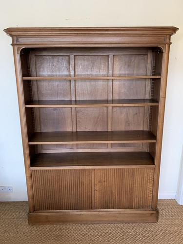 Walnut Bookcase (1 of 10)