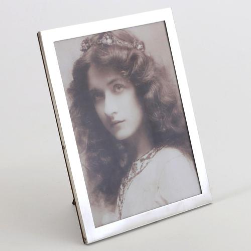 Quality Rectangular Silver Photograph Frame by Stokes & Ireland Chester 1916 (1 of 8)