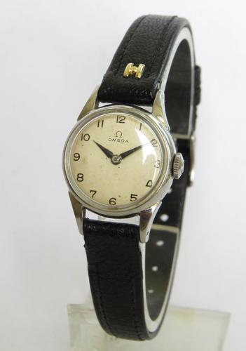 Ladies Omega Wrist Watch, 1961 (1 of 5)