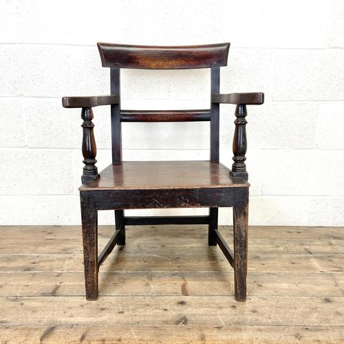 Early 19th Century Antique Armchair (1 of 7)