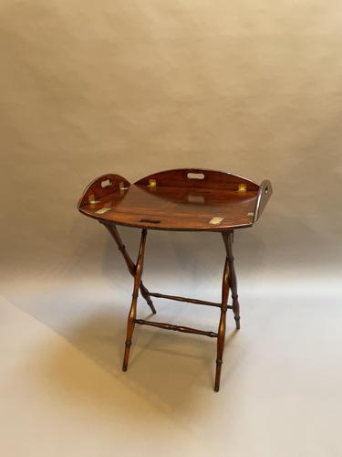 George III Butlers Tray Coffee Table (1 of 11)