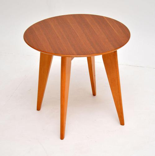1960's Vintage Walnut Coffee / Side Table by H. Shaw (1 of 6)