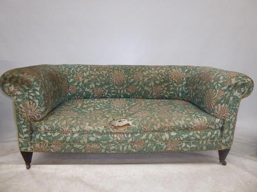 19th Century Chesterfield Sofa (1 of 8)