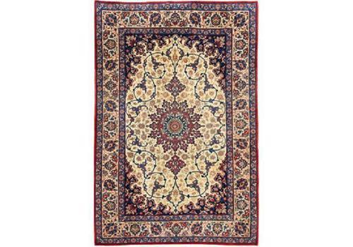 Vintage Isfahan Rug (1 of 10)