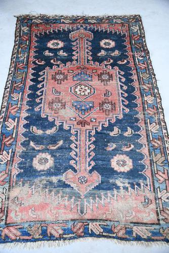 Antique Well Worn Eastern Rug (1 of 12)
