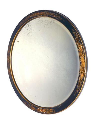 Chinoiserie Round Mirror (1 of 5)