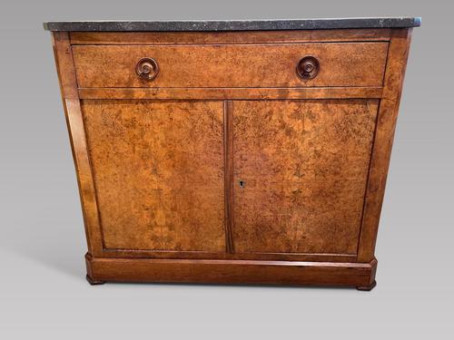 Walnut Art Deco Chest / Cupboard (1 of 3)