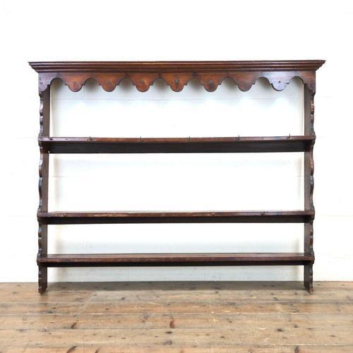 Antique Oak Dresser Top (1 of 8)