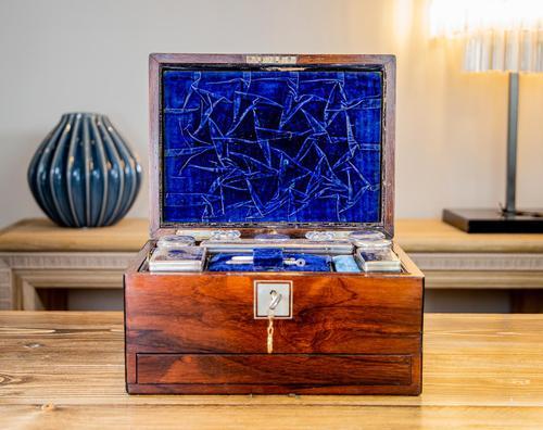 Victorian Vanity Box 1840 (1 of 16)