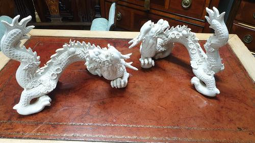 Wonderful Pair of Chinese Imperial Dragons (1 of 14)