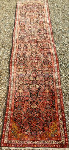 Antique Malayer Carpet Runner (1 of 7)