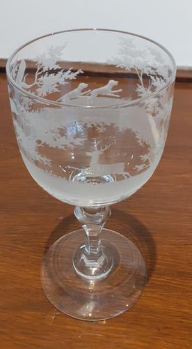 Victorian Wine Goblet (1 of 5)
