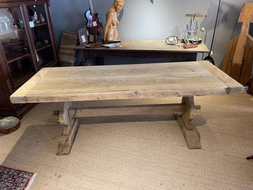 Rustic Refectory Table (1 of 9)