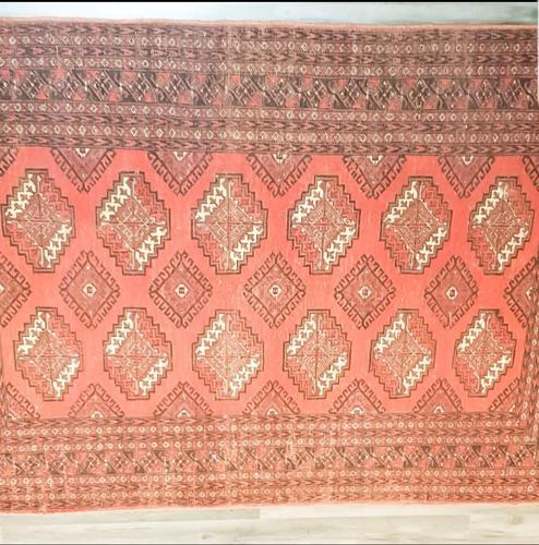 Antique Afghan Rug (1 of 3)