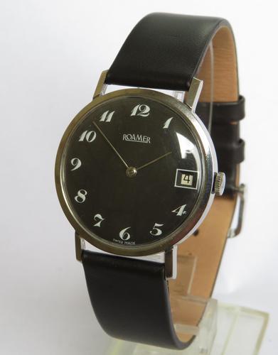 Gents 1970s Roamer wrist watch (1 of 4)