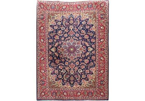 Vintage Isfahan Rug (1 of 5)