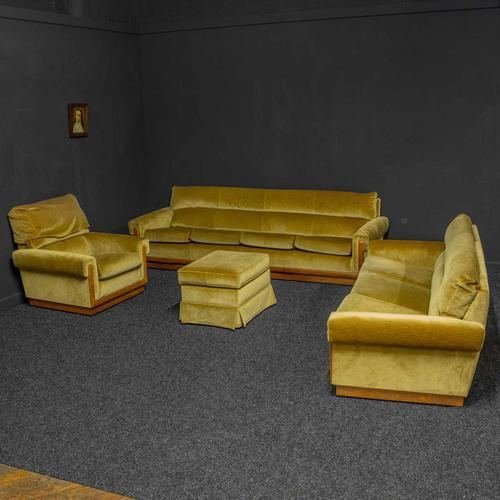 Large 1970's Living Room Suite (1 of 18)