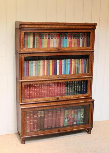 Oak Stacking Bookcase (1 of 10)