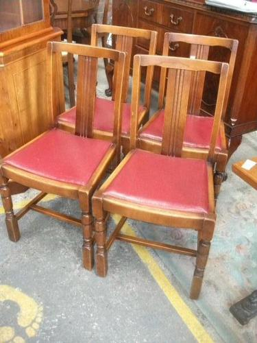 Set of Four Dining Chairs (1 of 2)