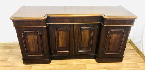 Victorian Mahogany Sideboard (1 of 11)