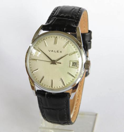 Gents 1950s Valex Wrist Watch (1 of 5)