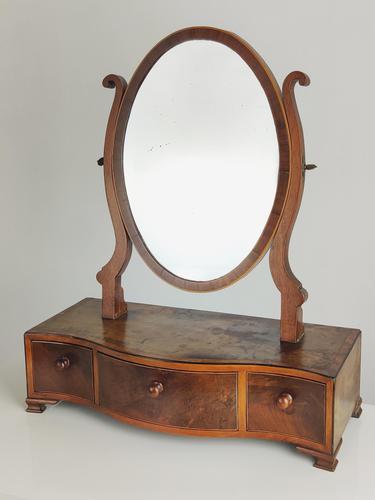 Ladies Dressing Table Mirror (1 of 6)