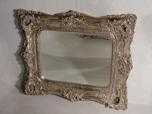 A Most unusual Mid 19th Century Rococo Mirror (1 of 4)