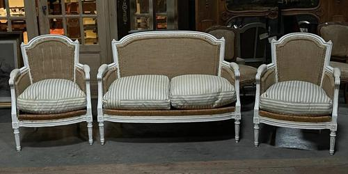 French 3 Piece Bergere Suite (1 of 26)