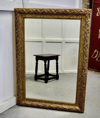 20th Century Rococo Style Gilt Wall Mirror (1 of 7)